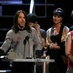 Bert McKraken The Used Arielle Kebbel anthony kiedis