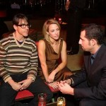 Anthony Kiedis, Sheryl Crow &amp; Guy Oseary at the