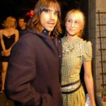 anthony-kiedis-woman-brown-jacket