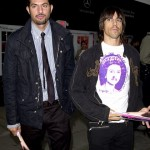 anthony-kiedis-guy-oseary-2004-Mercedes-benz-fashion-show