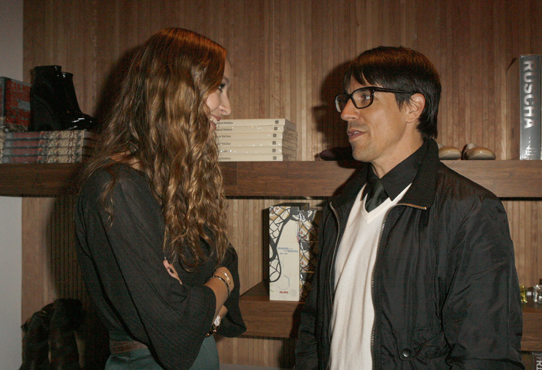 John Frusciante 2011