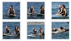 anthony kiedis MTV promo surfing barracudas with flea RHCP