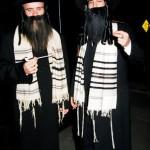 RHCP dressed jews