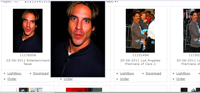 anthony kiedis no 'stache