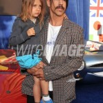 anthony kiedis and child everly bear