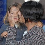anthony kiedis kisses son everly bear child