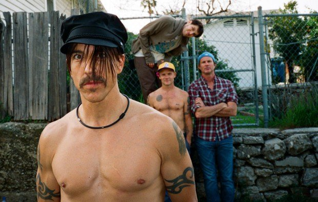 red hot chili Peppers I'm With You new album
