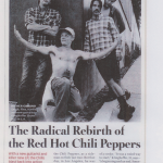 Red Hot chili peppers return with new I'm with you