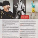 Anthony Kiedis dictator new Red Hot Chili Peppers line up interview photo