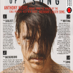 Anthony Kiedis anatomy of a song