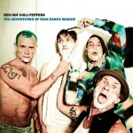 RHCP TAORDM Single cover