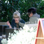 Malibu-Beth-Jeans-Houghton-Anthony-Kiedis-crutches-LA-January-11-2012-2