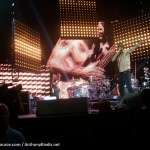 Anthony Kiedis Red Hot Chili peppers O2 Arena London
