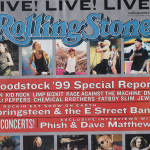 Rolling-Stone-820-Spetember-1999-Woodstock-RHCP-cover