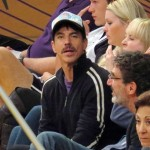 Anthony Kiedis latest photo 2012