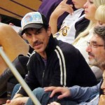 Anthony Kiedis December 2012