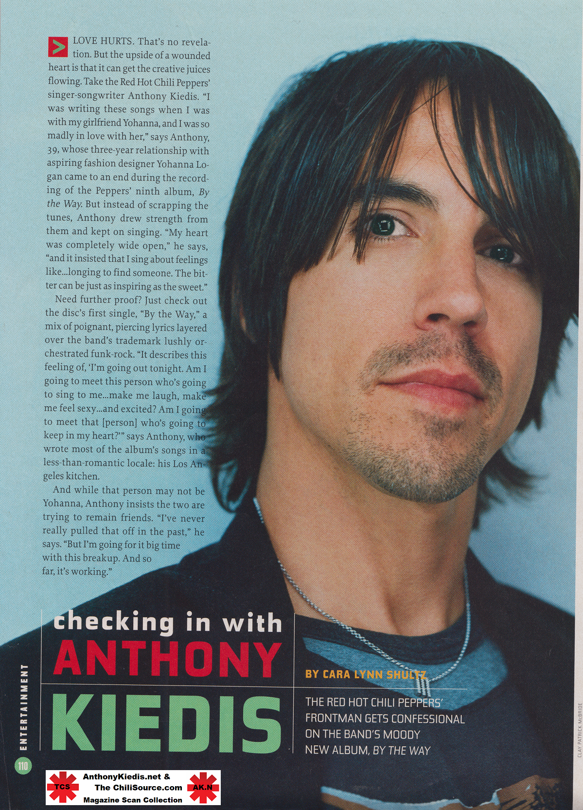 anthony kiedis essay Anthony kiedis and the red hot chili peppers the energetic singer of the alternative rock group, the red hot chili peppers, anthony kiedis was born on nov 1, 1962, in grand rapids, michigan kiedis' godfather was sonny bono, of sonny & cher fame.