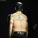 anthony kiedis red hot chili peppers live on stage Birmingham England 2011