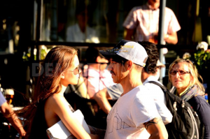 anthony kiedis red hot chili peppers new girlfriend
