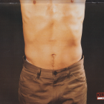 topless poster anthony kiedis
