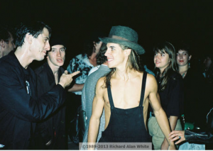 rare anthony kiedis RHCP party Los Angeles West Hollywood Hyatt hotel