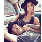 anthony kiedis new girlfriend March 2013