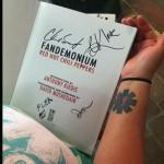 fandemonium-book-signing-november-2014-LA-The-Grove-RHCP-10