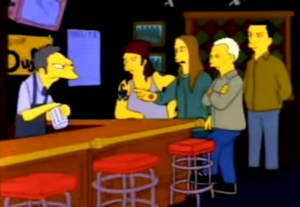 RHCP-The-Simpsons-2