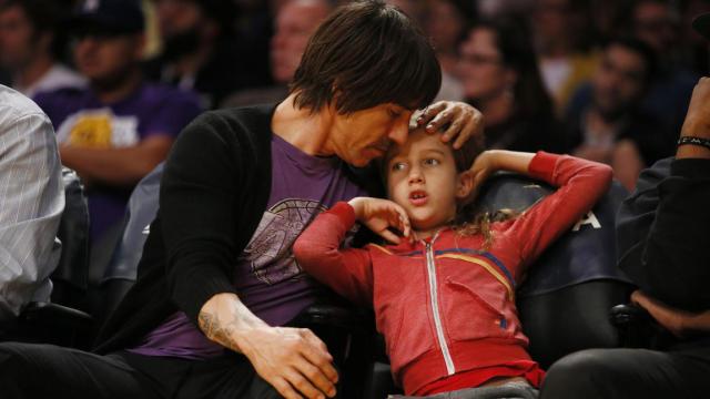 Anthony Kiedis Father