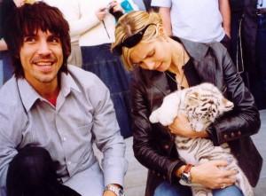 Heidi-Klum-Anthony-kiedis-tiger