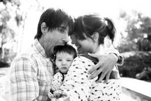 Bear Clan Family shot taken for Malibu Magazine, 2008