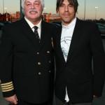 AK with Captain Watson