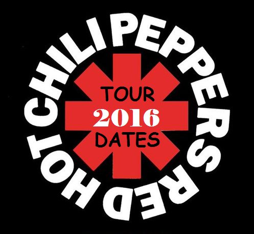 The Red Hot Chili Peppers 2017 North American Getaway Tour Dates And ...