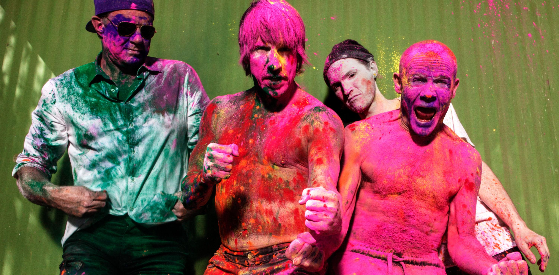 Getaway, одиннадцатый по счёту студийный альбом рок-группы red hot chili peppers, выйдет 17 июня