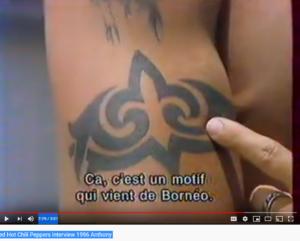 Tattoo john arm frusciante Country feedback