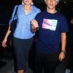 anthony Kiedis Yohanna Logan Claire Essex holding hands