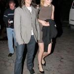 Anthony Kiedis & ex-girlfriend Jessica Stam